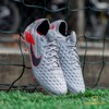 Nike Tiempo Legend 8 Elite AG-PRO Neighbourhood - Metallic Bomber Grey/Black/Particle Grey