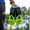 adidas Predator 20+ FG/AG Precision To Blur - Signal Green/Footwear White/Core Black