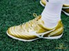 MIZUNO MONARCIDA NEO II SELECT AS TF GOLD/WHITE