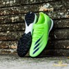 ADIDAS X GHOSTED .3 TF PRECISION TO BLUR - SIGNAL GREEN/ENERGY INK/BLACK