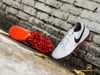 Nike Tiempo Legend 8 Pro TF Platinum - White/Black/Grey Fog/Bright Crimson