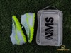 Nike Mercurial Superfly 8 Academy TF Silver Safari - White/Black/Metallic Silver/Volt