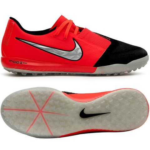 NIKE PHANTOM VENOM ZOOM PRO TF FUTURE LAB - RED/BLACK/SILVER