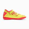 PUMA Future 5.3 Netfit TF Rise - Energy Peach/Fizzy Yellow