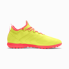 PUMA One 20.3 TF Rise - Energy Peach/Fizzy Yellow/PUMA Aged Silver