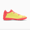 PUMA FUTURE 5.4 NETFIT TF RISE - ENERGY PEACH/FIZZY YELLOW
