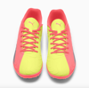PUMA ONE 20.4 TF RISE - ENERGY PEACH/FIZZY YELLOW/PUMA AGED SILVER