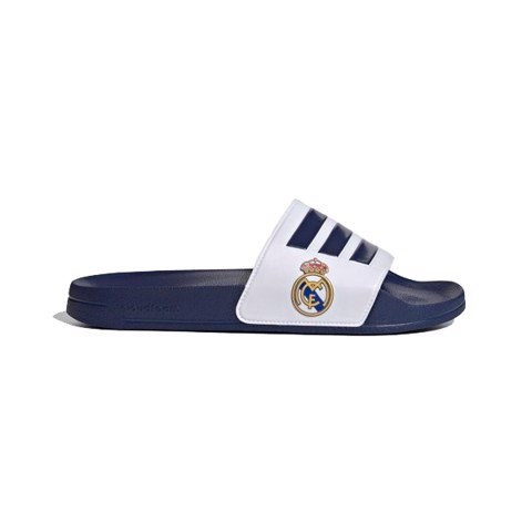 ADIDAS ADILETTE LITE REAL MADRID - Dark Blue / Cloud White / Dark Blue