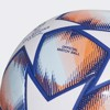 adidas Football Champions League 2020 Pro Match Ball - White/Royal Blue/Signal Coral