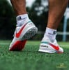 Nike Tiempo Legend 8 Academy TF Flash Crimson - White/Flash Crimson