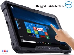 Dell Rugged Latitude 7212 . Laptop Quân Sự