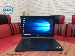 Dell 7566 Core i7-6700HQ Ram 8G Ổ SSD 128GB + 500GB , GTX960 , 15.6FHD