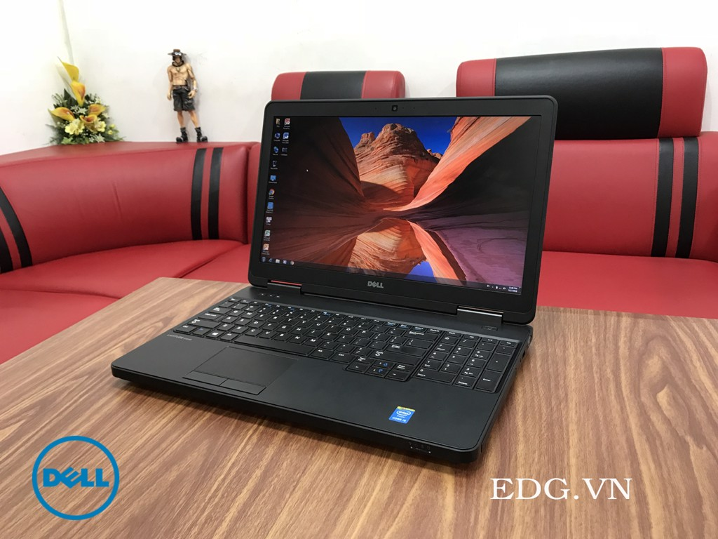 Dell E5540 core i5-4210u 4GB 128GB Màn 15.6 FHD