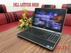 Dell E6520 core i5-2520M, Ram 4G, Ổ 250GB, Màn 15.6 LED