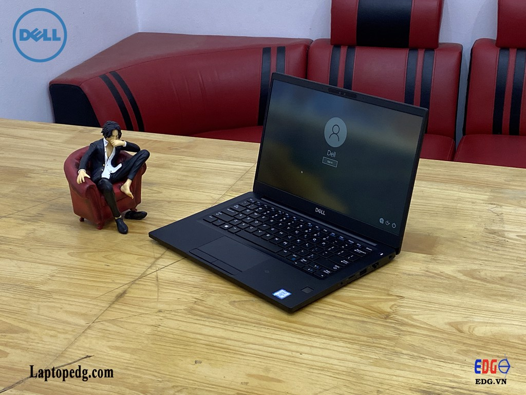 Dell Latitude 7390 core i7-8650 8GB 256GB 13.3 FHD