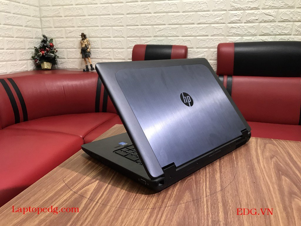 HP Zbook 17G2 Core i7-4910MQ Ram 8GB SSD 256GB K4100 17.3FHD