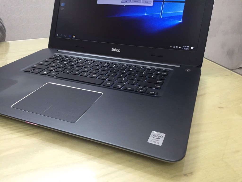 Dell 7548 core i5-5200u, Ram 6GB, Ổ 500GB , Cạc rời , Màn 15.6 LED