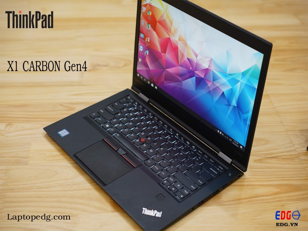 Lenovo X1 Carbon Gen4 Core i7-6600 8GB 256GB 14.0 FHD IPS