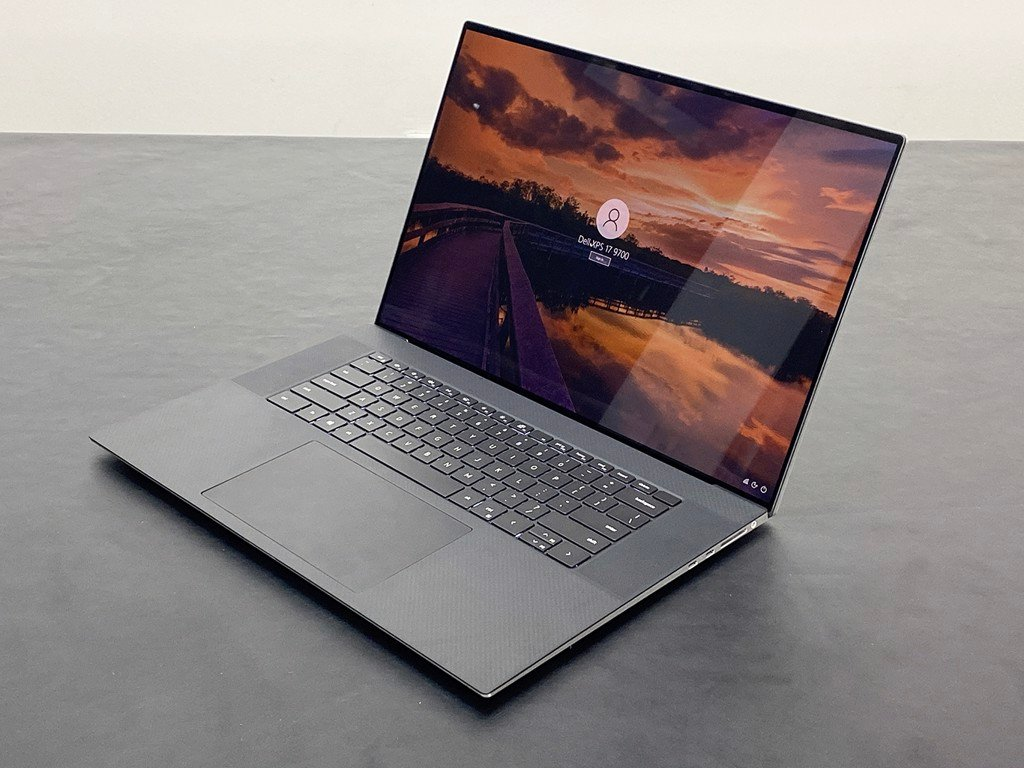 Dell XPS 17 9700 i7-10875H 32GB 1TB RTX2060 17 inch 4K touch