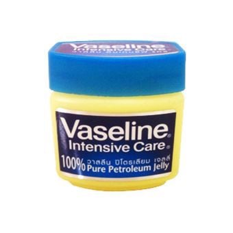 Sáp chống nẻ VASELINE Thái Lan 50ml (Intensive Care 100 % Pure Petroleum Jelly)