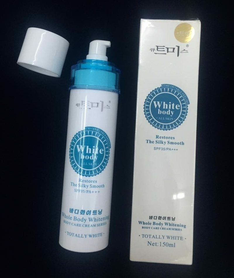 tắm trắng body WHITEN magic flower
