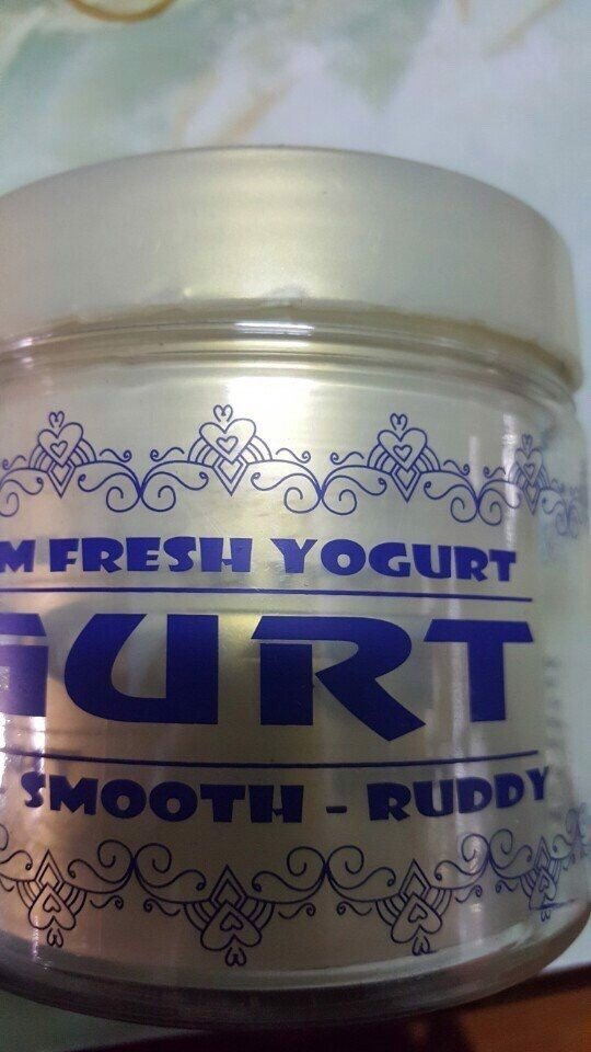Kem Body Yogurt Rubi