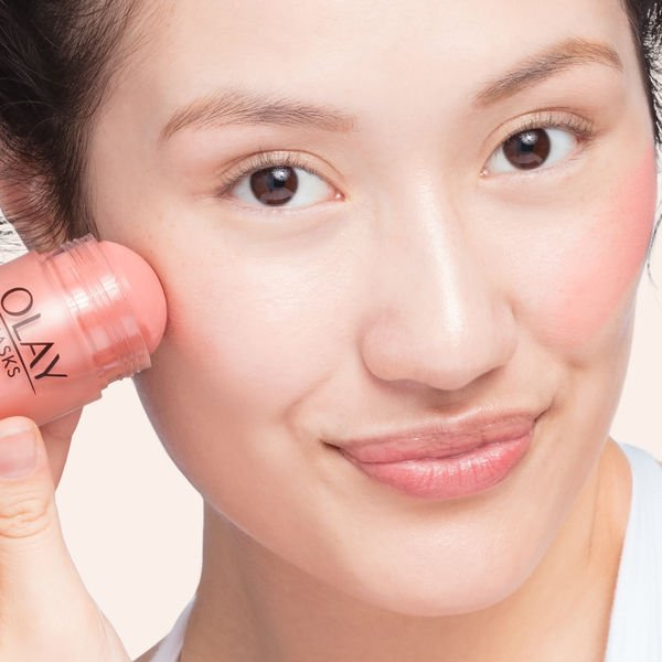 Mặt Nạ Rửa Olay Mask Fresh Reset Pink Mineral Complex Clay Stick 48g