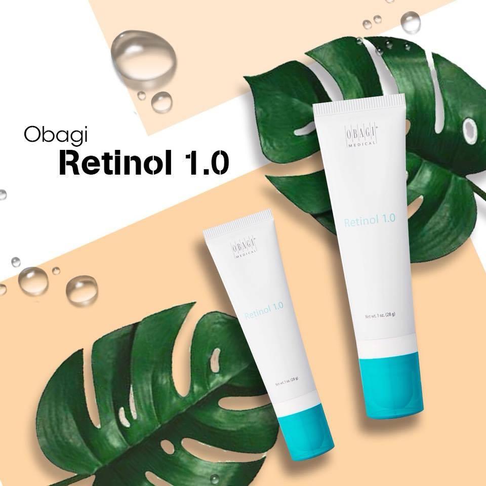 Kem Dưỡng Da Trẻ Hóa, Ngừa Mụn Obagi 360 Retinol 1.0% Cream 28g