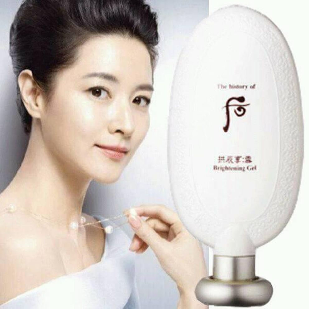 Tẩy Tế Bào Chết The History Of Whoo Gong Jinhyang Seol Brightening Peeling Gel 100ml