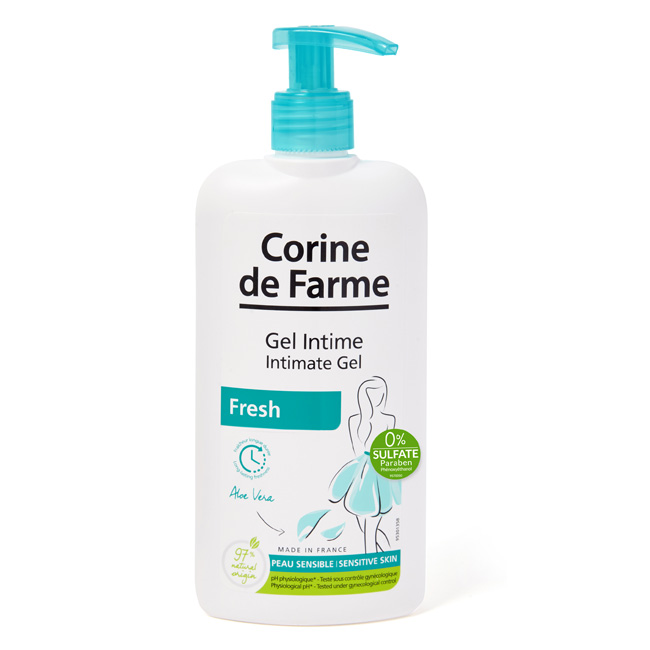 gel-lam-sach-va-khu-mui-vung-kin-corine-de-farme-intimate-gel-fresh-250ml