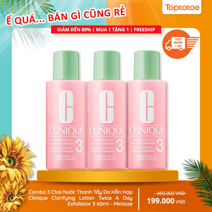combo-3-chai-nuoc-thanh-tay-da-hon-hop-clinique-clarifying-lotion-twice-a-day-exfoliator-3-60ml-minisize
