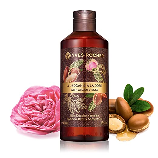 gel-tam-yves-rocher-argan-rose-hammam-bath-shower-gel-400ml