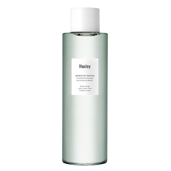 nuoc-tay-trang-diu-nhe-chiet-xuat-xuong-rong-huxley-cleansing-water-be-clean-be-moist-200ml