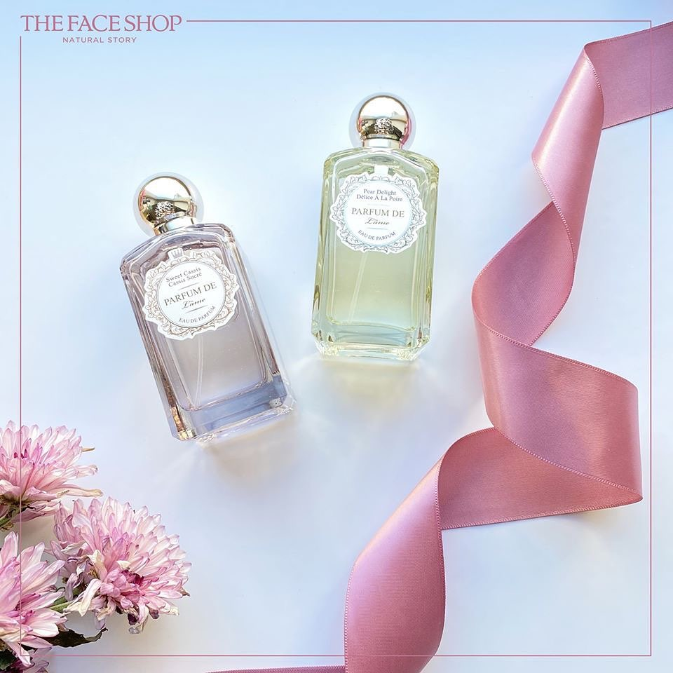 Nước Hoa Thefaceshop Parfum De L'ame Pear Delight 80ml