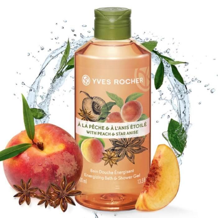 sua-tam-huong-dao-hoa-hoi-yves-rocher-with-peach-star-anise-energizing-bath-shower-gel-400ml