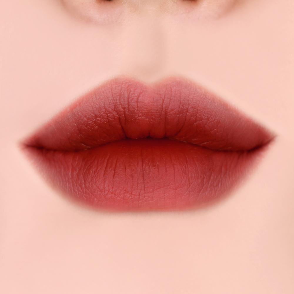 Son Kem Lì Black Rouge Air Fit Velvet Tint A31 Dry Daisy Garden - Sắc Đỏ Pha Nâu Trầm