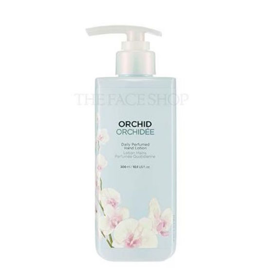 kem-duong-da-tay-thefaceshop-daily-perfumed-hand-lotion-orchird-300ml