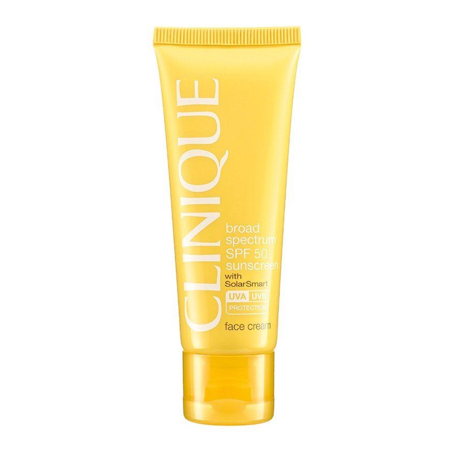 Clinique Broad Spectrum SPF 50 Sunscreen Face Cream 50ml