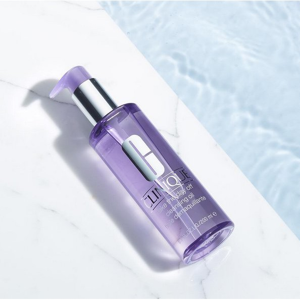 Dầu Rửa mặt, Tẩy Trang Clinique Take The Day Off Cleansing Oil 200ml