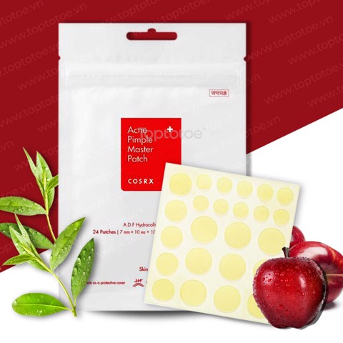 Cosrx Acne Pimple Master Patch - 24 Patches