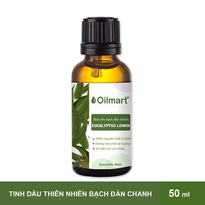 Tinh Dầu Thiên Nhiên Bạch Đàn Chanh Oilmart Eucalyptus Lemon Essential Oil