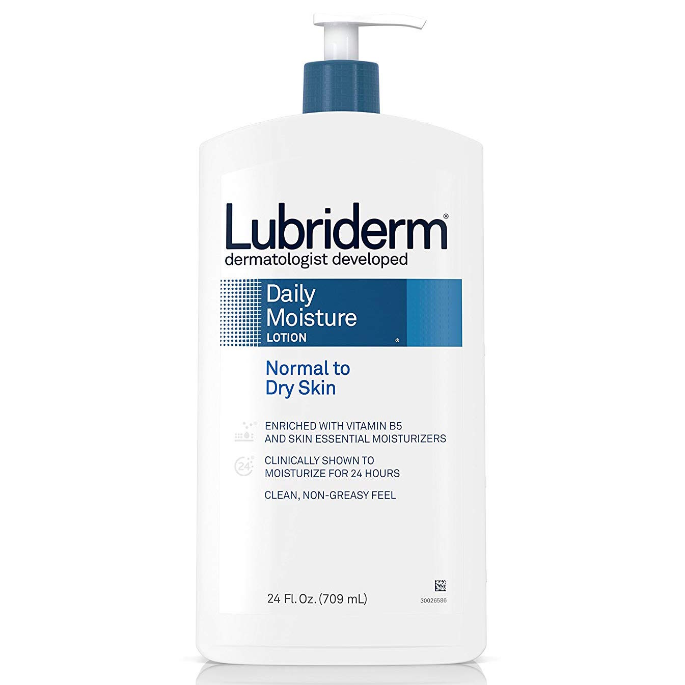 Dưỡng Thể Lubriderm Daily Moisture Lotion Normal To Dry Skin