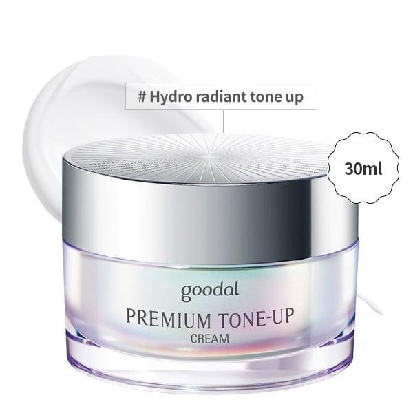 Kem Dưỡng Nâng Tone Da Goodal Premium Tone-Up Cream 30ml