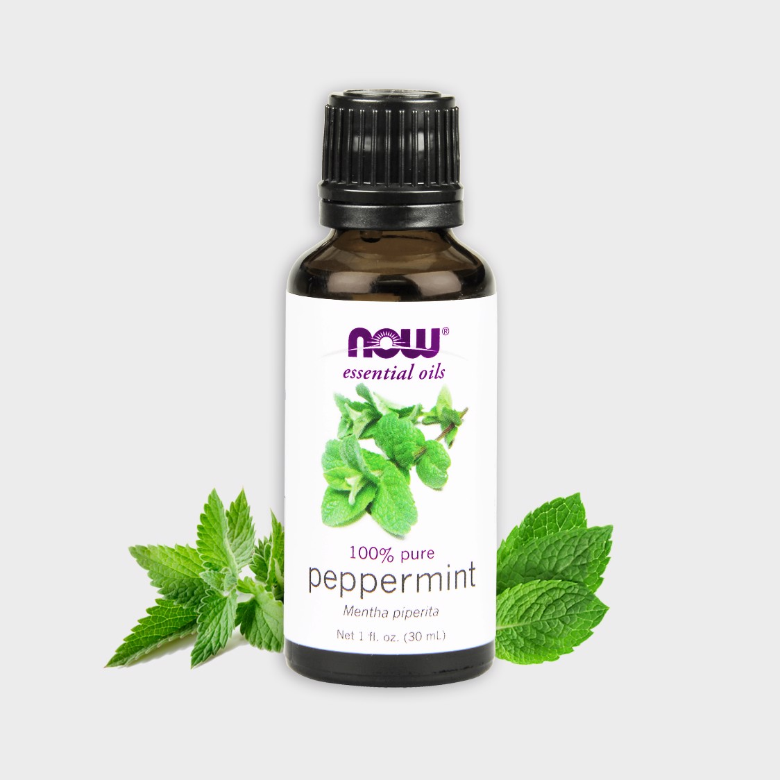 Now Foods Essential Oils Peppermint 30ml