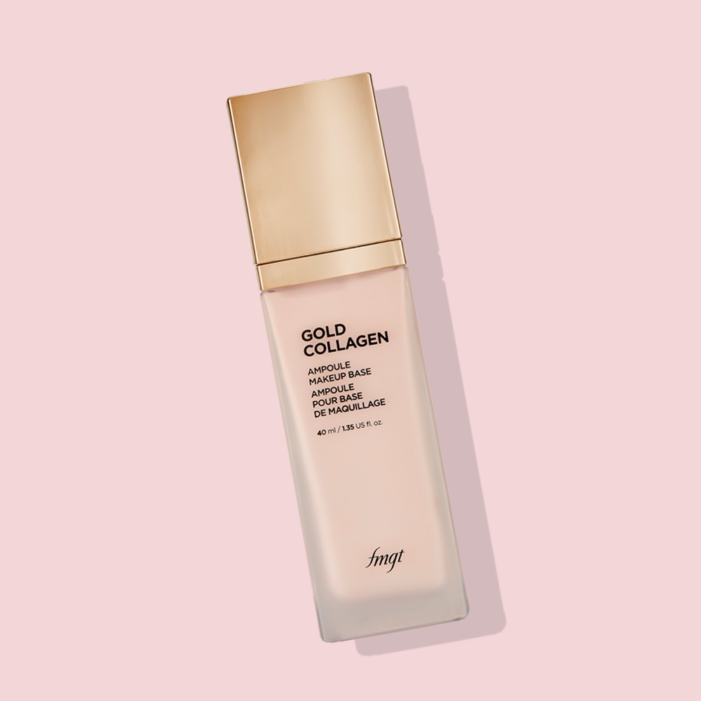 Kem Lót Bổ Sung Vàng & Collagen Thefaceshop Fmgt Gold Collagen Ampoule Makeup Base SPF30 PA++ 40ml