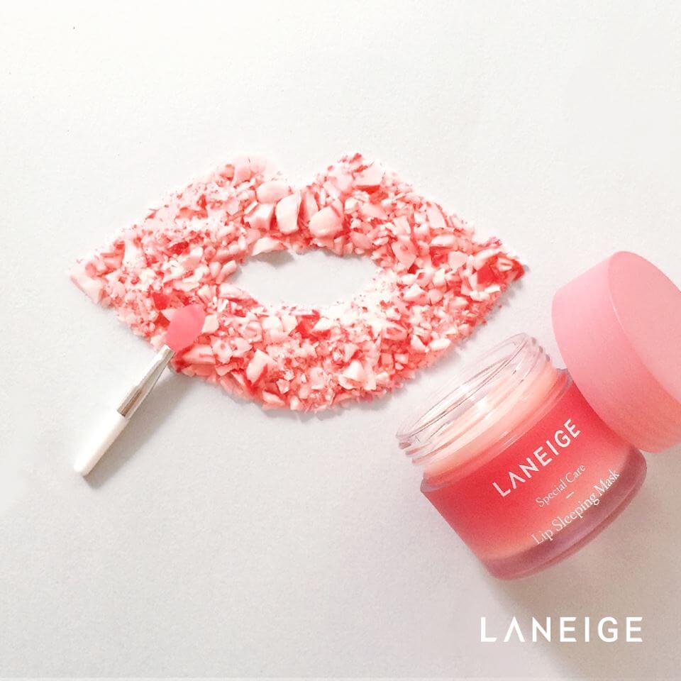 Mặt Nạ Ngủ Cho Môi Quả Mọng Laneige Lip Sleeping Mask Berry 20g