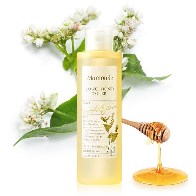Mamonde Flower Honey Toner 250ml – Toptotoe