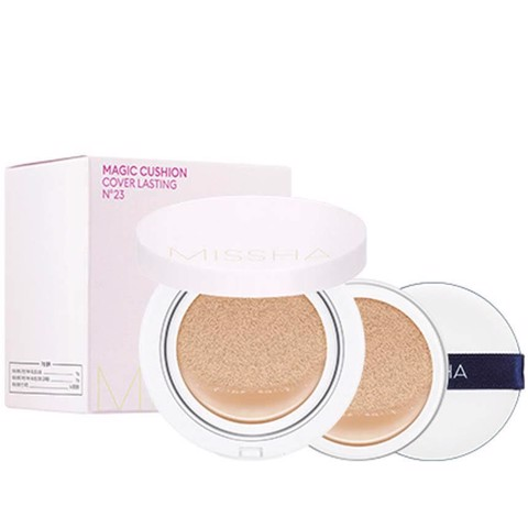 Missha Magic Cushion Cover Lasting 15g