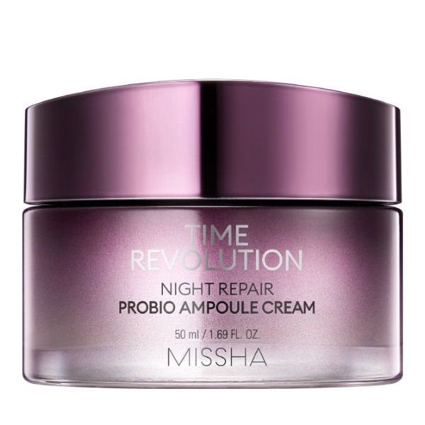 kem-duong-chong-lao-hoa-san-chac-da-ban-dem-missha-time-revolution-night-repair-probio-ampoule-cream-50ml
