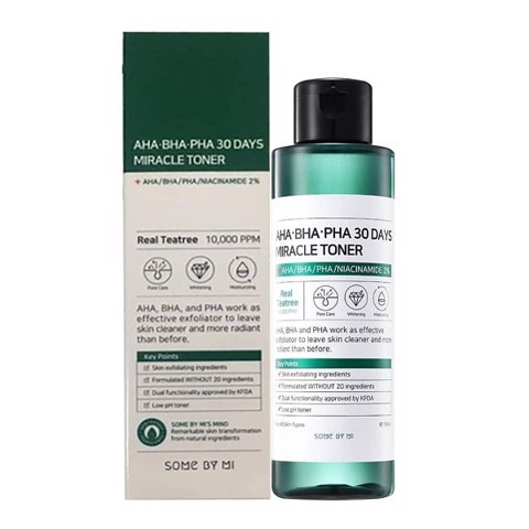 Some By Mi AHA BHA PHA 30 days Miracle Toner 150ml